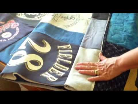 quilt as you go t shirt quilt youtube