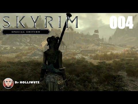 Skyrim #004 - Feuerdrache: Mirmulnir [XBO] Let's Play Skyrim Special Edition