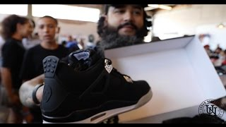 Urban Necessities Buys 20,000 Dollar shoes at BHT FEST!!!!