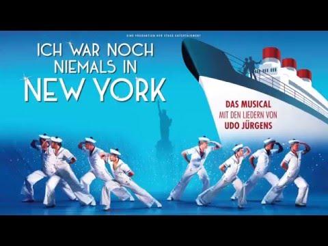 Ich War Noch Niemals In New York Videos Musicalnews