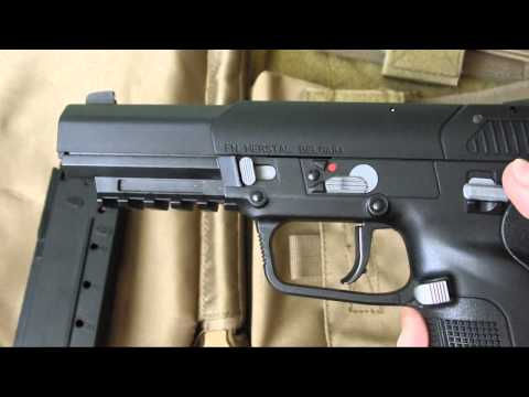 FN Five-seveN Review