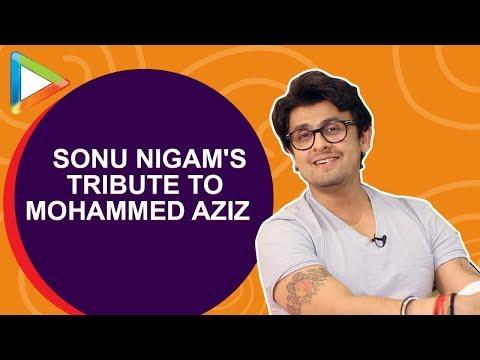 """Sonu Nigam: """"Main hairan hoon, Mohammed Aziz Saab Jaise bade Singer ko Nazarandaaz kar sakte hain"""""""