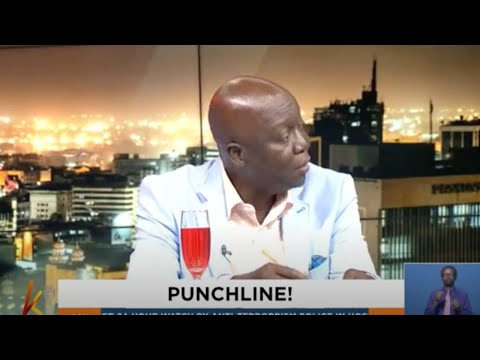 Jakoyo Midiwo highlights costly mistakes of Senator Kang'ata as Chief Whip | Punchline Part 2