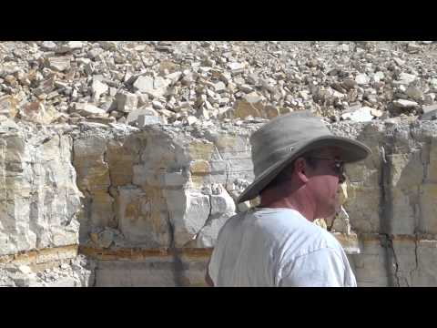 Chasing History: Diggin' Fossil Fish In Wyoming At The Dempsey Quarry