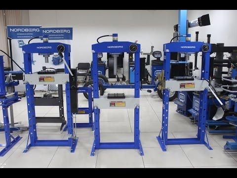 Как выбрать гидравлический пресс 20 тонн
