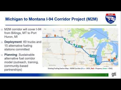 Providing Environmental Security through the I 94 Corridor