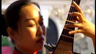 Música china: clásica obra maestra de Liu Tianhua(1895-1932), solo de guitarra china por Liu Fang
