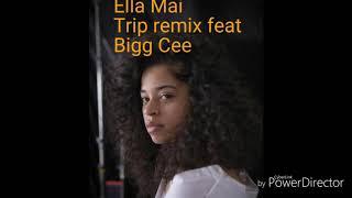 Ella Mai trip the remix feat Bigg Cee