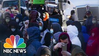 U.s. Reaches Grim Milestone As Coronavirus Deaths Tops 3,700   Nbc Nightly News