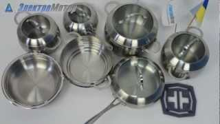 Набор посуды Vinzer Fine Majestic 89035