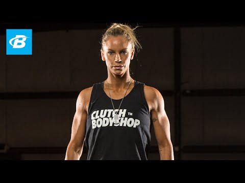 45 Minute at Home Bodyweight Workout: Day 27 | Clutch Life: Ashley Conrad's 24/7 Fitness Trainer