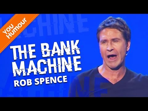 ROB SPENCE - The bankmachine