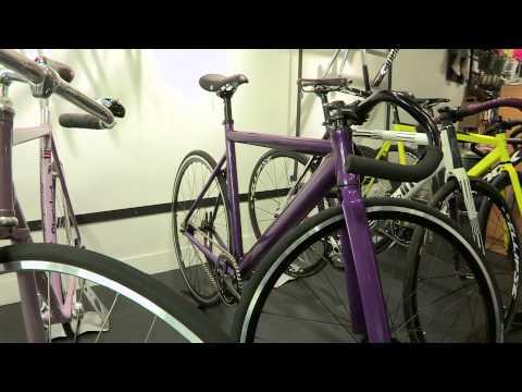Tendance vélo : les fixies à la pointe de la mode