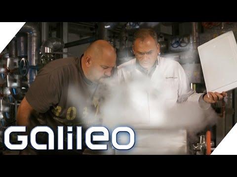 Jumbo testet: Herstellung von Instant-Gerichten | Galileo | ProSieben