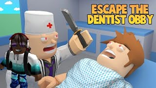 ROBLOX| Espace the Dentist Obby!!! (Gameplay)