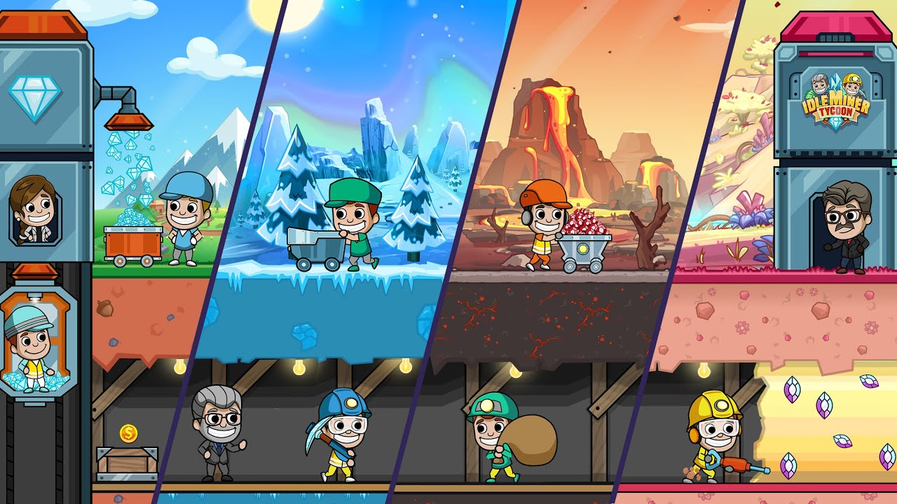 15 best idle tap games for Android - Android Authority