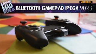 Обзор универсального bluetooth-геймпад iPega 9023 (Android, iOS, Windows)