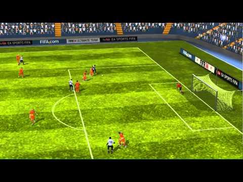 FIFA 14 IPhone/iPad - Fc Copenhagen Vs. Esbjerg FB