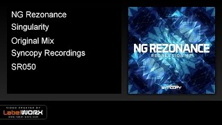 NG Rezonance - Singularity (Original Mix)