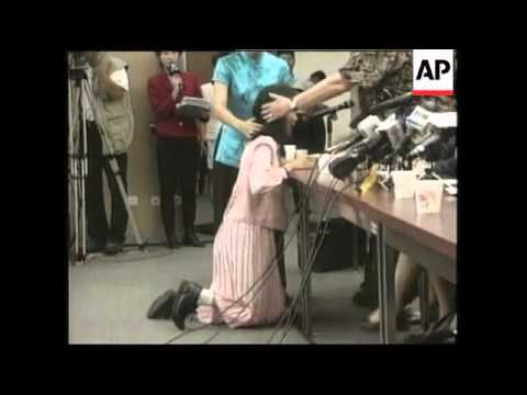 TAIWAN: MOTHER WHO SOLD HER DAUGHTER IS REUNITED