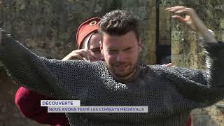 Découverte : nous avons testé les combats médiévaux
