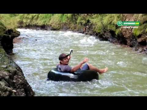 Green Canyon Kudus - Wisata Sungai Desa Jurang