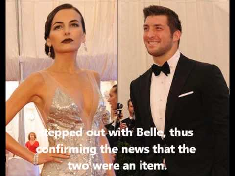 Tim Tebow, Camilla Belle: It's Over!