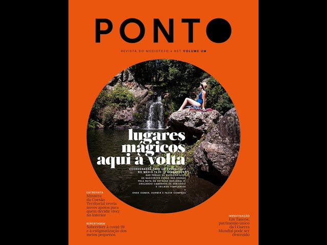 PONTO, revista do mediotejo.net