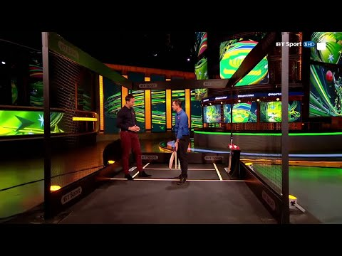 Ricky Ponting Masterclass: Playing reverse swing | The Ashes on BT Sport