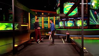 Ricky Ponting Masterclass: Playing reverse swing | The Ashes on BT Sport thumbnail