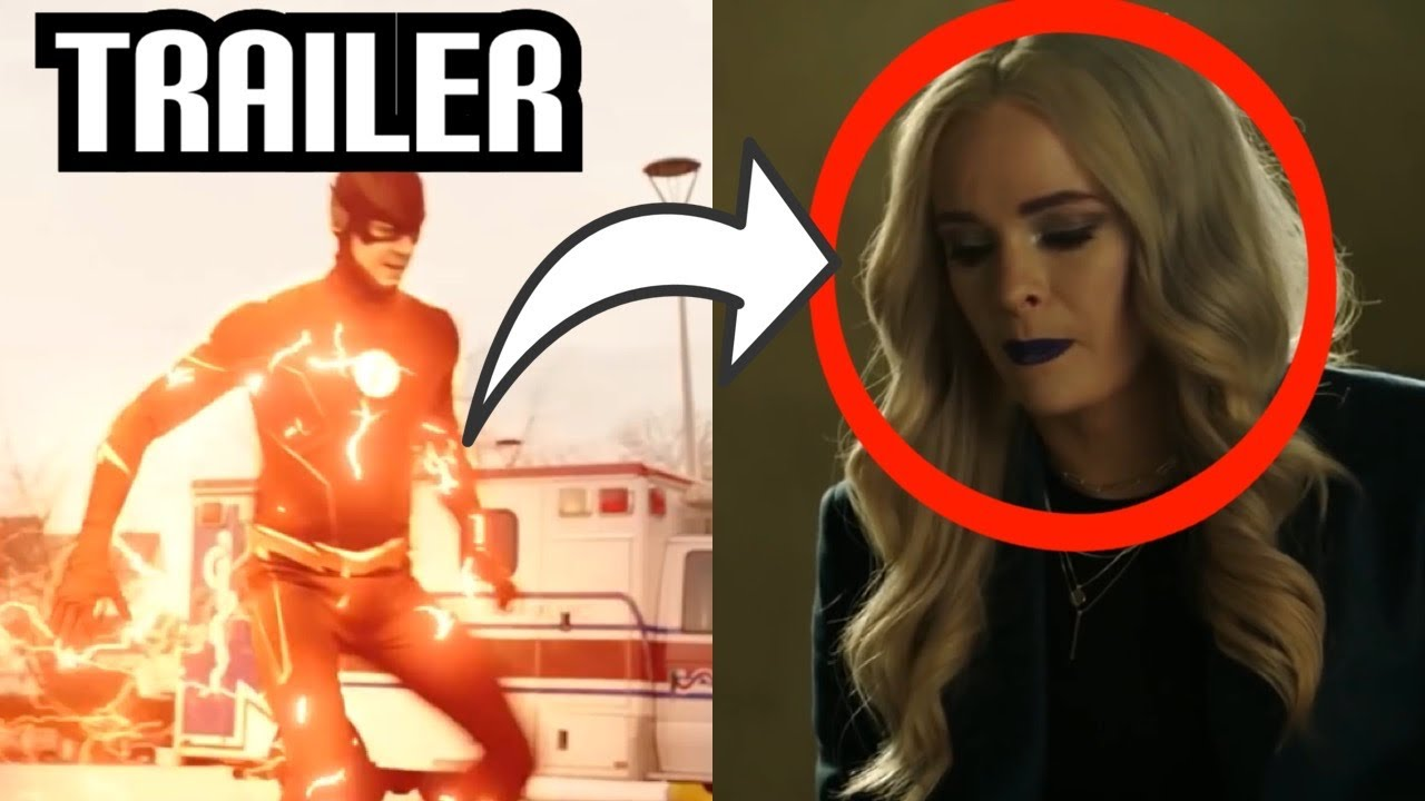 Download Killer Frost DIES!!? WHAT is going ON!? The Flash 7x08 Trailer Breakdown