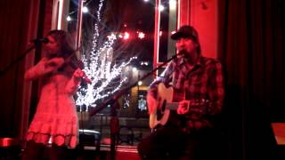Jenni Charles & Jesse Dunn covering-Hank Williams III-Pills I Took@Moody