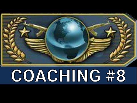 CS:GO Global Elite Coaching - part 08 - de_cache help