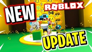 NEW ROBLOX BEE SWARM SIMULATOR UPDATE!!!