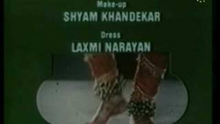 "S.Janaki ""Hindi"" Pag Padam Sangeet Geet Sargam - Naache Mayuri"