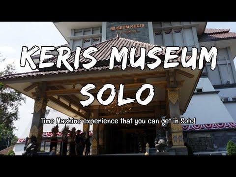 #BVLOG THE ANTIQUE PLACE IN SOLO (MUSEUM KERIS)