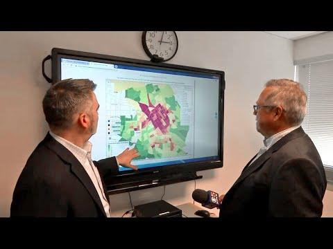 Online Map Lets San Jose Police Chart Gang Violence