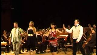"UAS-UpperAustrianSinfonietta: Ltg: Peter Aigner ""Der Goldene Mozartstrudel"" 5/5"