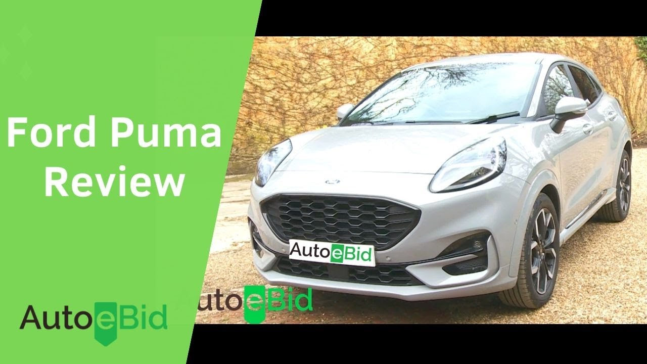 2020 Ford Puma Review Youtube