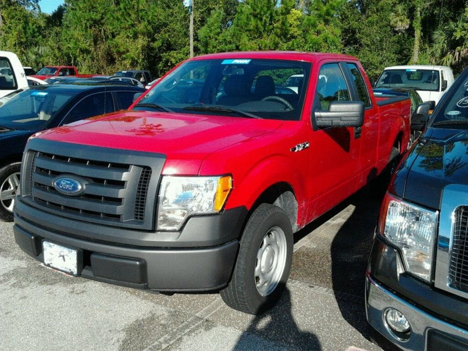 2010 ford f 150 xl 4 6l v8 start up quick tour rev with exhaust view 170k yay high miles. Black Bedroom Furniture Sets. Home Design Ideas