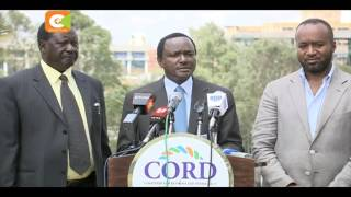 OUT! CORD wants Issack Hassan-led team out of office