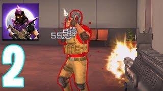 MaskGun Multiplayer - Gameplay Walkthrough Part 2 - Next Level
