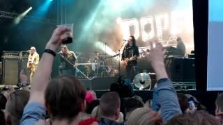 Popeda – Live – 18.7.2015 Tammerfest, Tampere