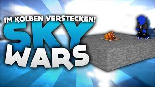 Im Kolben verstecken! - Minecraft Sky Wars! | DieBuddiesZocken