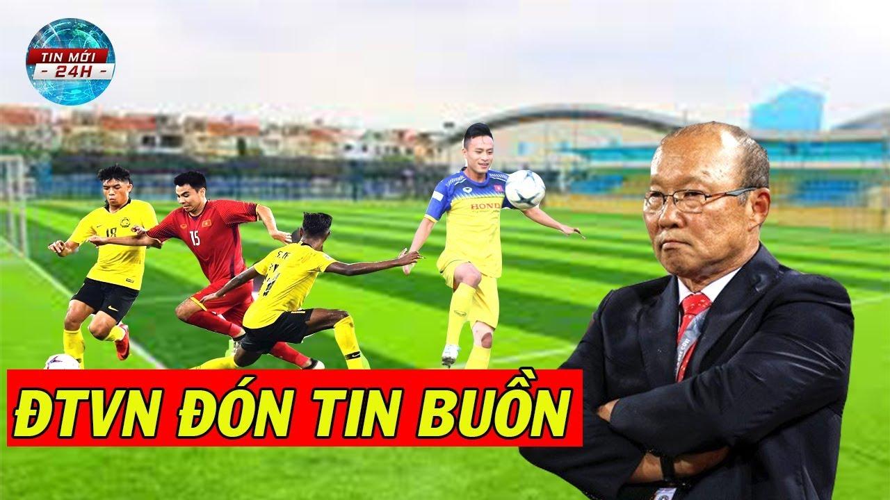 Tin Bóng Đá Việt Nam 30/9: Đội tuyển Việt Nam đón tin không vui trước trận gặp Malaysia