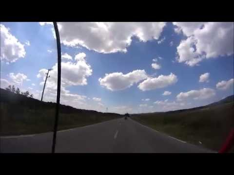 Cross Country Choppers riding in Bulgaria