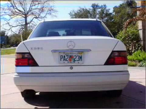 Mercedes Benz Sarasota >> 1994 Mercedes-Benz E-Class - Sarasota FL - YouTube