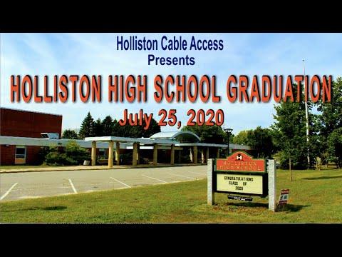 Holliston High School Graduation 2020