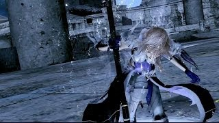 Lightning Returns: Final Fantasy XIII - Evolution of Battle Trailer