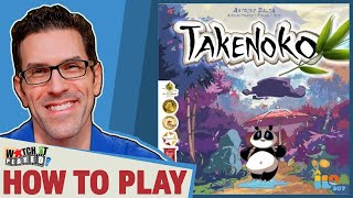 Takenoko - How To Play (feat. Collector's Edition)